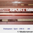 Shakespeare Sport - 1590 II - 180